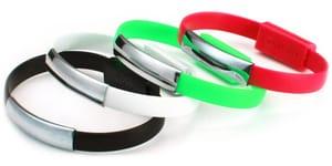 Free USB Data Sync Charger Bracelet