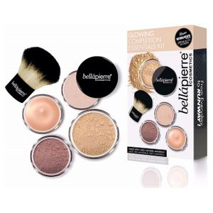 The Glowing Complexion Essentials Kit (Medium)