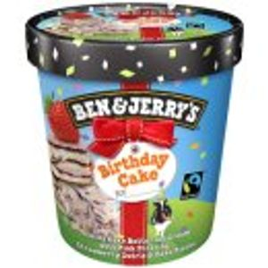 Ben & Jerry's 500ml Various Flavours Was £4.80 Now £2.50