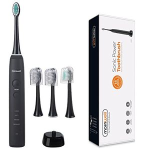 BARGAIN! Sonic Electric Toothbrush Set - Only £9.99!