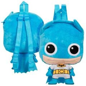 Batman Plush Head Junior Backpack