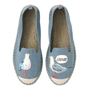 Save 50% off on Cath Kidston Seagull Espadrilles