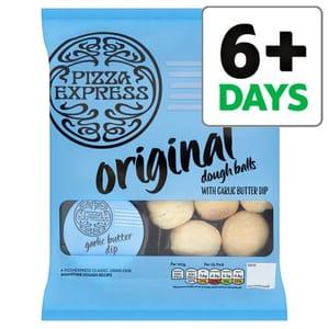 Pizza Express Dough Balls