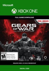 Gears of War: Ultimate Edition (Xbox One) Digital Code