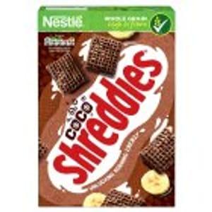 Nestle Coco Shreddies Cereal