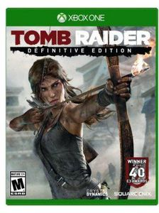 Tomb Raider: Definitive Edition (Xbox One) Digital Code