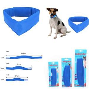 Cooling Dog Collar