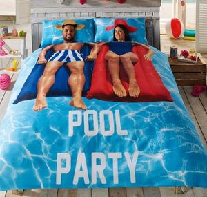 Bargain!! Pool Party Duvet Set from Studio