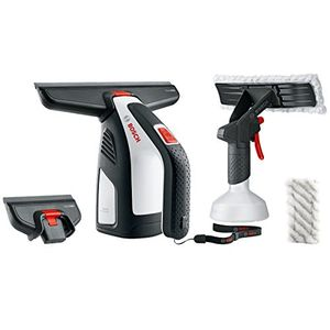 Bosch GlassVac Cordless Window Vacuum with Integrated 3.6 v Lithium-Ion Battery