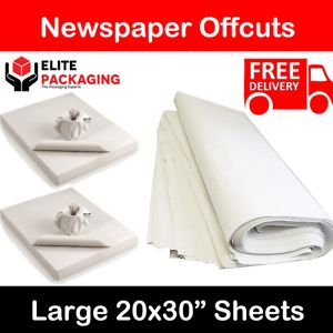 10 Sheets of Chippy Paper Perfect for Fakeaways Free Del