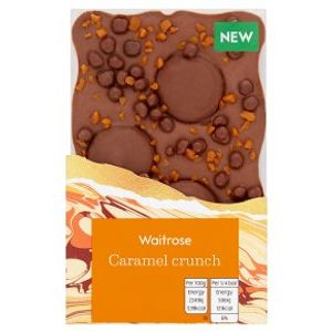Waitrose Caramel Crunch 90g