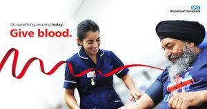 Donate Blood Stocks Very Low