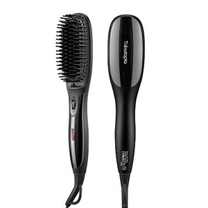 Hair Straightening Brush - Only £6.57!