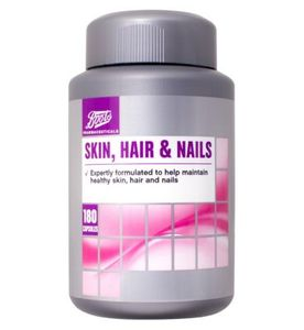 50% off Boots Skin, Hair and Nails Value Pack at Boots