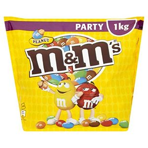 M&M's Peanut Party Bag, 1kg