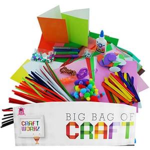 Big Bag of Crafts