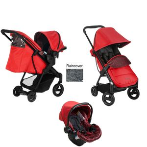 Icon Travel System (Also Available in Blue or Burgundy)