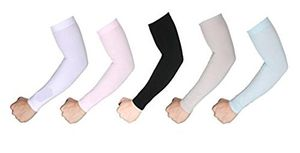 Save 80% for 5 Pairs UV Protection Arm Sleeves