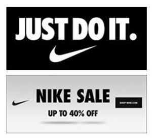 Just Do It! Nike Footwear & Clothing 40% off Sale