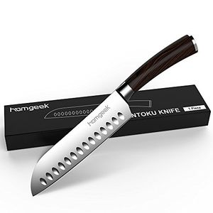 40% off Homgeek Kitchen Knife (Only £10.20)