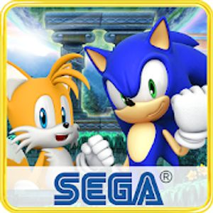 Sonic the Hedgehog 4: Episode II (Android/iOS)「SEGA Forever Collection」
