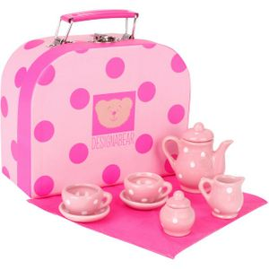 Chad Valley Designabear Tea Accessory Set