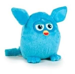 Furby Plush Toy 18cm - blue