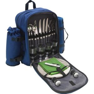 Tresspass Deluxe 4 Person Picnic Pack