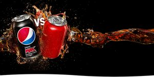 Free Pepsi Max Drink