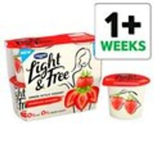 Free Danone Yoghurt