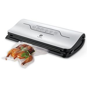 4-in-1 Automatic Vacuum Sealer - Only £9.99 with Code at Amazon!