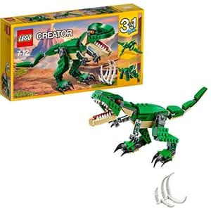 LEGO 31058 Creator Mighty Dinosaurs - £10 at AMAZON
