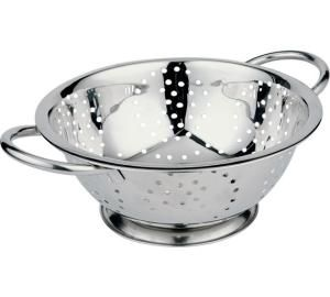 Argos Home Stainless Steel Deep Colander Only £2.99