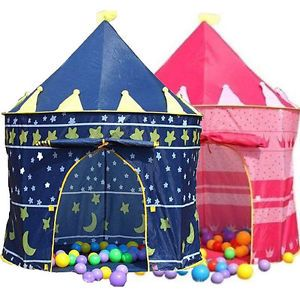 Kids Castle Play Tents £9.45 with FREE P&P