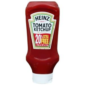Heinz Tomato Ketchup 570g + 20%