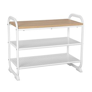 45% off 3-Tier Shoe Bench