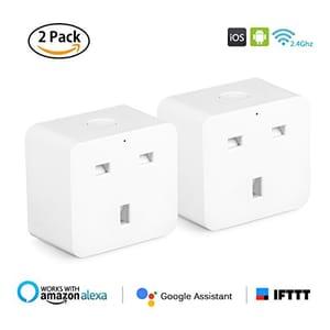 Amazon Alexa Smart Wifi Plugs - Only £12.80