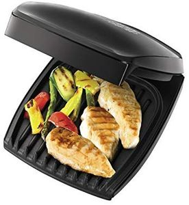 George Foreman 4-Portion Family Health Grill