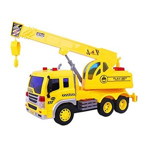 MISPRICE? Crane Truck Model Vehicle