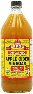 Braggs Organic Apple Cider Vinegar, 946ml (Pack of 2) - FREE Delivery