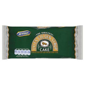 McVitie's the Original Lyle's Golden Syrup Cake