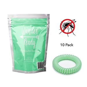 Mosquito Bands - Pack of 10