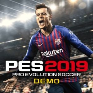PES 2019 Demo PSN Free