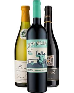 QUICK! Free Wine Bottles (Worth £35)