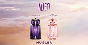 Thierry Mugler's Fragnance Samples