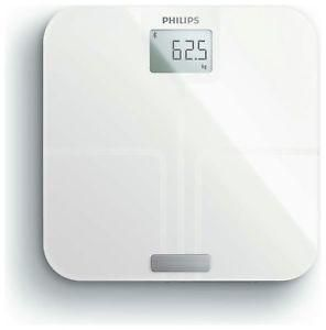 Philips DL8781 Bluetooth Body Weight Analysis Scale - White Only £19.99