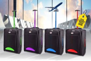 Cabin Approved Wheelie Hand Luggage - £8.99