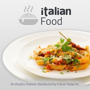 Italian Food App - over 4,000 Video Recipes