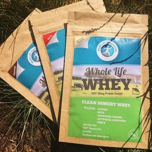Free Whey Protein Pack