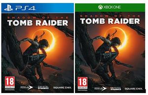 Shadow of the Tomb Raider PS4/XboxOne. Pre-Order at AMAZON. 14th Sept Release
